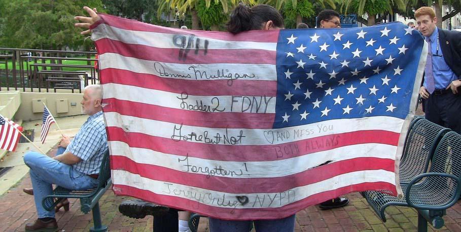 Orlando remembers 9/11