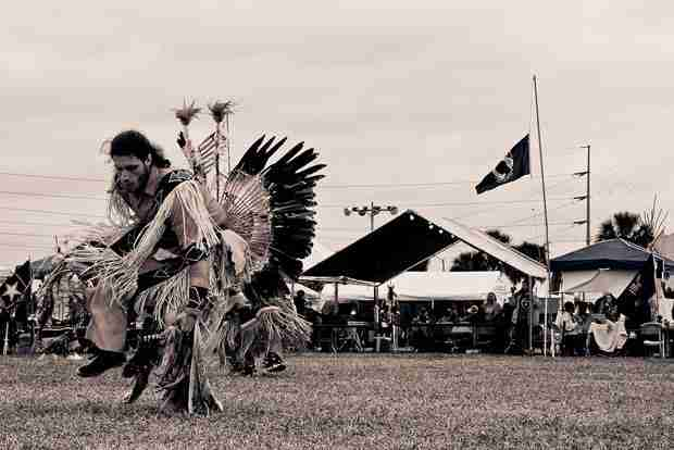 Native+Americans+celebrate+heritage+at+Orlando+powwow