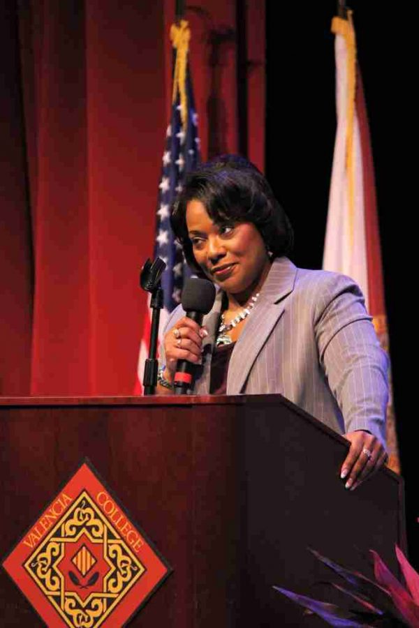 Martin Luther King's daughter comes to Valencia College