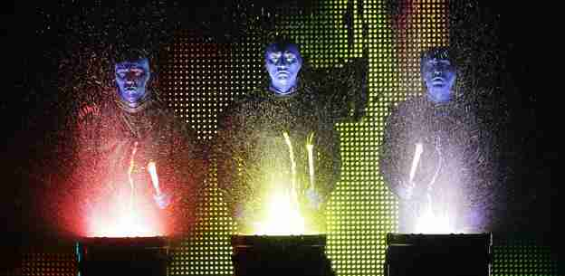 Blue Man Group revamps popular Universal experience