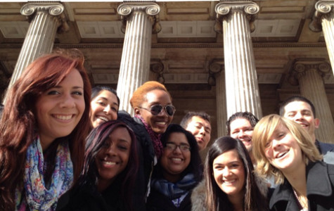 Valencia journalism students get immersed in London media