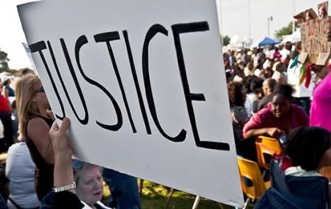 Al Sharpton Hosts Rally for Trayvon Martin in Sanford