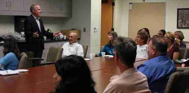 Fulbright Scholar tells personal story of modern Russia