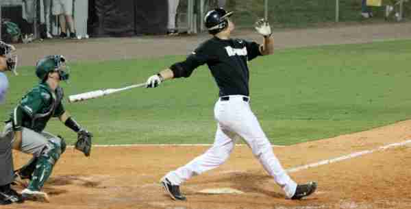 Knights lose first series game; look to win game 2 on Saturday