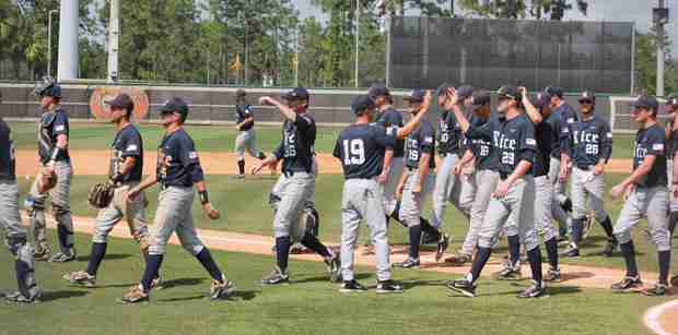 Knights drop their final game; Rice hoists C-USA title
