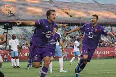 Orlando City remains unbeaten as Lions draw Blues