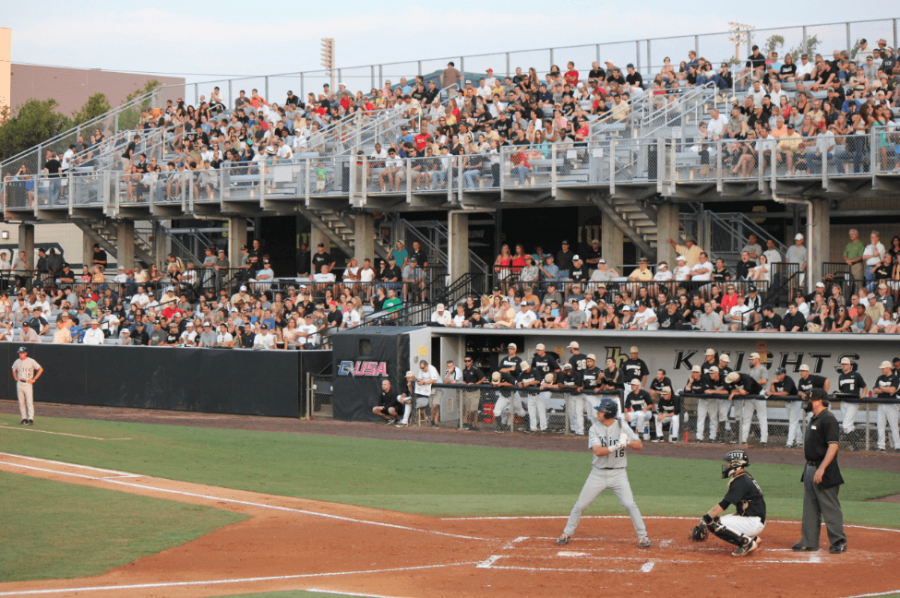 A record 6,601 fans attended the series against Rice last weekend.