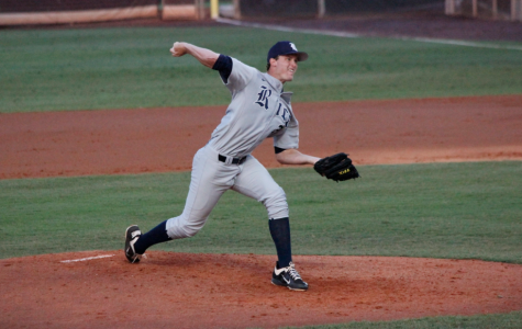 Rice starter Austin Kubitza kept the Owls in the series with his outing in game two.