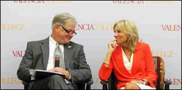 Jill+Biden+visits+Valencia