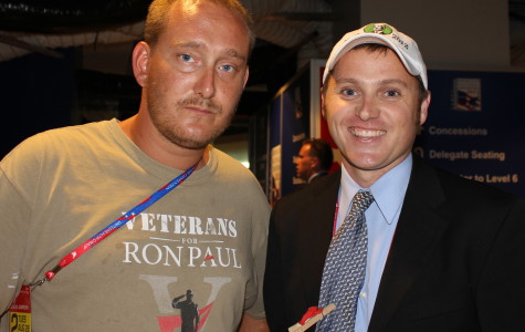 Veterans for Ron Paul at RNC angered by replacement