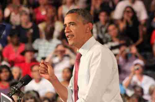President Obama visits Orlando