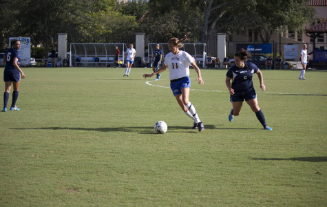 Rollins women's soccer beats Eckerd 6-2 in first home game