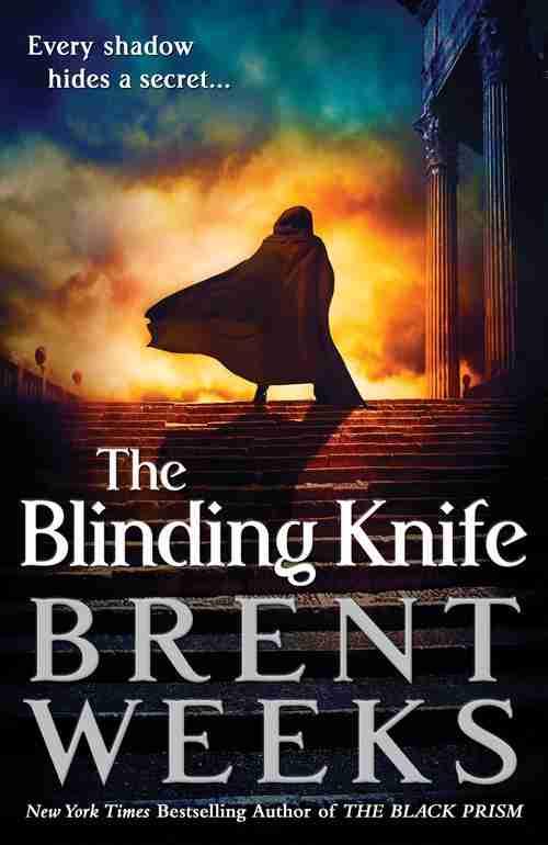 'Lightbringer' author Brent Weeks tours U.S.
