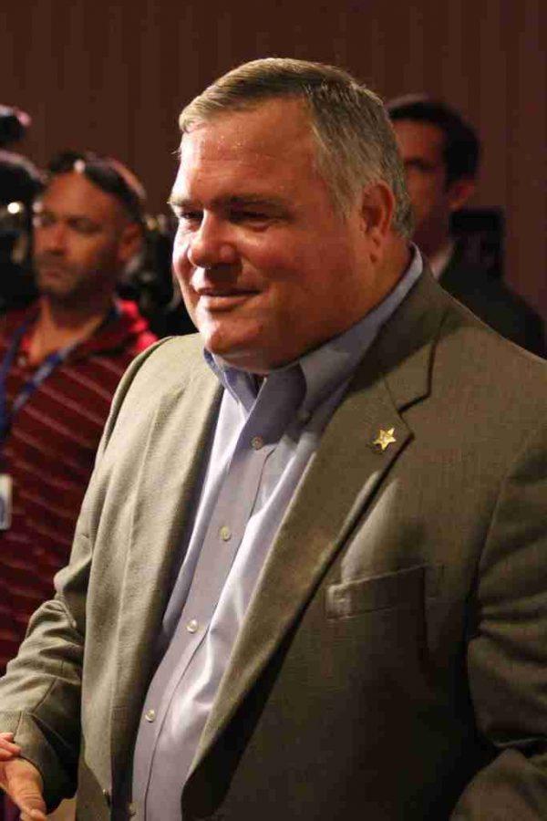 John Tegg denied sheriff position