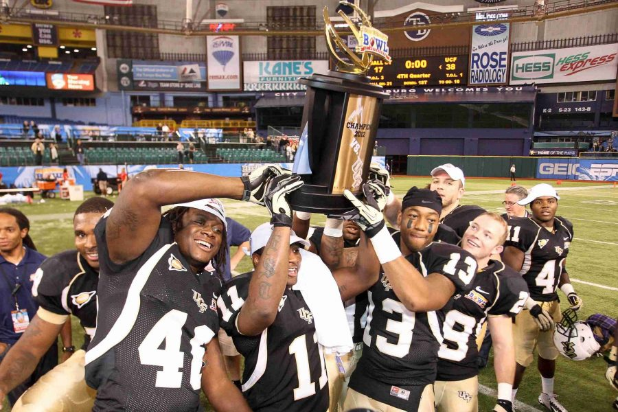 UCF wins Beef 'O' Brady Bowl, defeat Ball State University