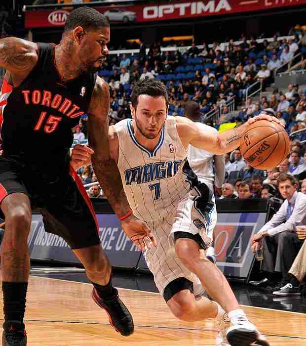 Magic deal Redick, McRoberts as NBA trade deadline finalizes