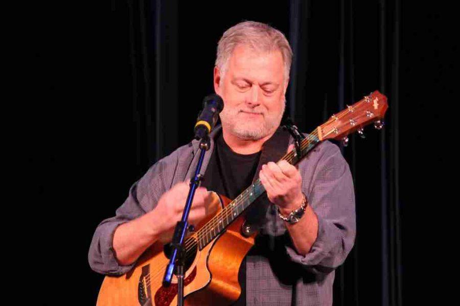 Sandy Shugart to perform live concert at Garden Theatre