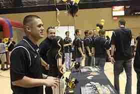 UCF Knights baseball team hosts pre-season Fan Fest