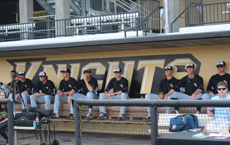 Knights baseball talk at media day about gearing up and getting ready for the season