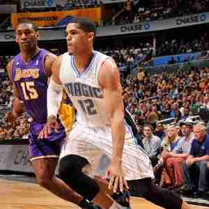 Howard leads Lakers beyond Magic 106-97 in his return to Orlando