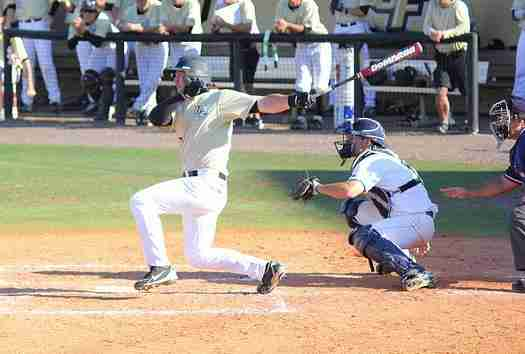 Lions get redemption against Knights, win game two 5-4