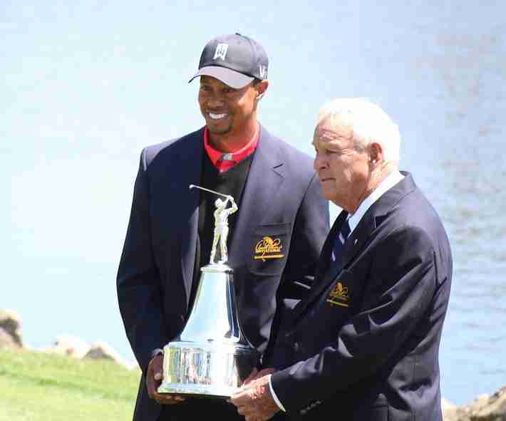 Tiger+Woods+wins+the+Arnold+Palmer+Inviational+at+Bay+Hill+claiming+the+No.1+spot.