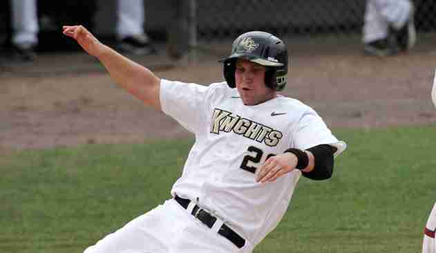 Chris Taladay went 2-for-5 with a run scored and a run batted in on Saturday.