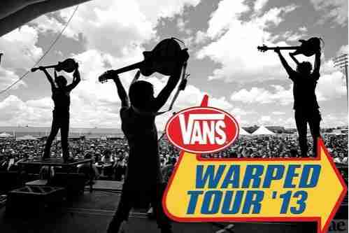 Vans Warped Tour 2013: Preparing for the best day ever
