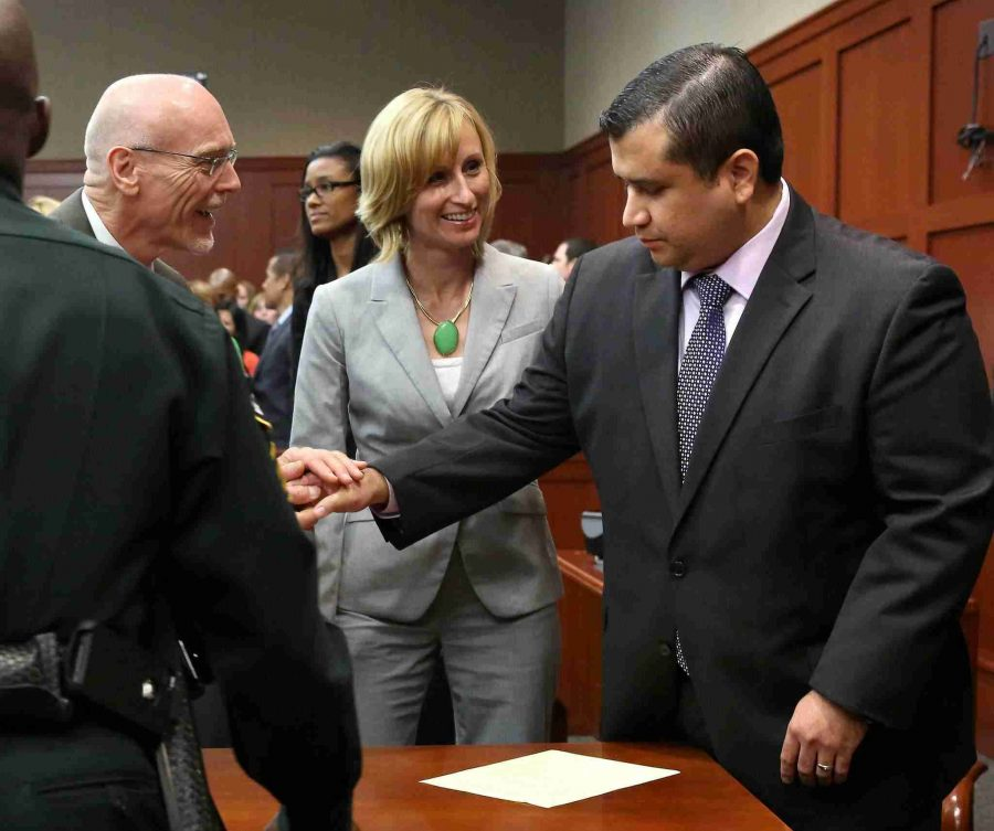 George+Zimmerman+found+not+guilty
