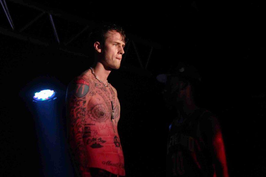 Machine Gun Kelly hosts giant rage fest at Firestone Live