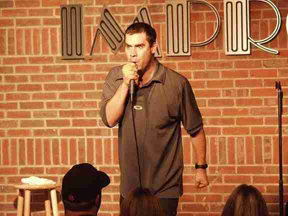 Pablo Franciso takes over the Orlando Improv