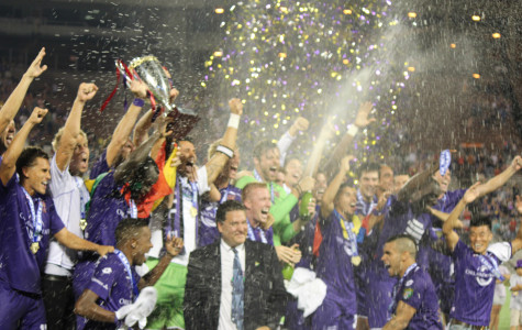 Dom Dwyer lifts Orlando City to second championship in three years