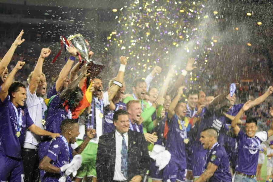 Orlando City SC heads in to the off season awaiting a  stadium vote which could land them in the MLS in 2015