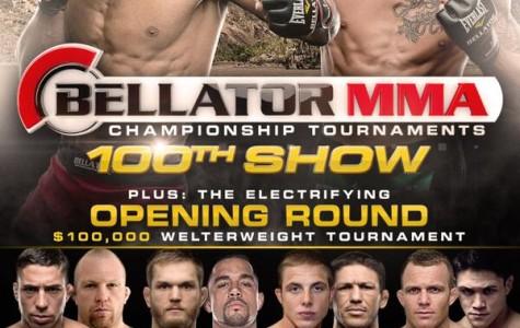 Bellator 100 to feature Orlando fighter
