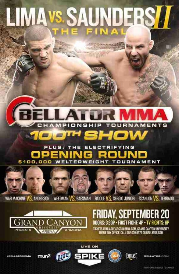 Bellator 100 to feature Orlando fighter
