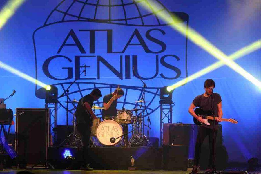 Photos: Atlas Genius at HOB