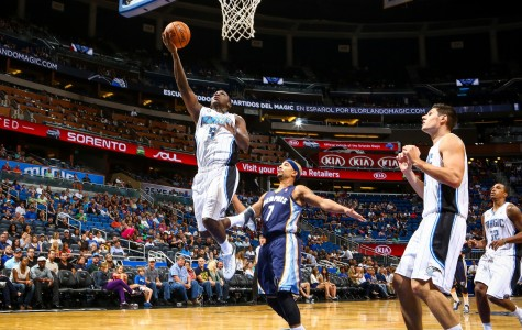 Magic guard Victor Oladipo finished the game with 22 points, 4 rebounds and 3 assists.
