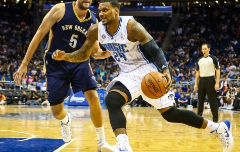 Romero Osby was one of four players waived by the Magic following Friday's game.