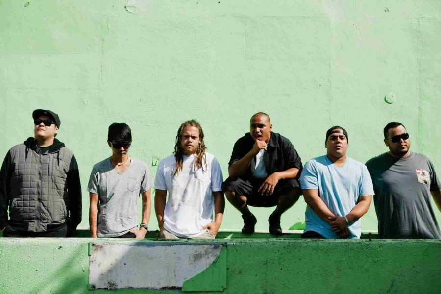 Hawaiian reggae band, The Green, will be in Orlando for two nights starting with an all ages show on Halloween night.