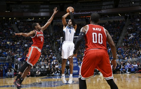 Arron Afflalo scored 36-points, while helping lead the Magic to a 94-91 win over the Bucks.