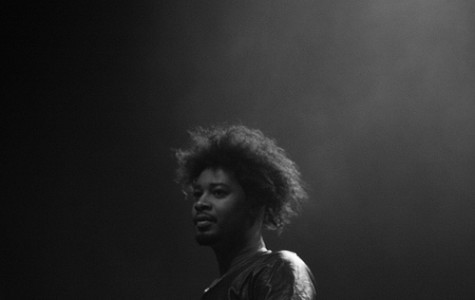 Danny Brown performs at the Plaza 'Live' Theatre in Orlando, Fla., on Wednesday, Dec. 4, 2013.