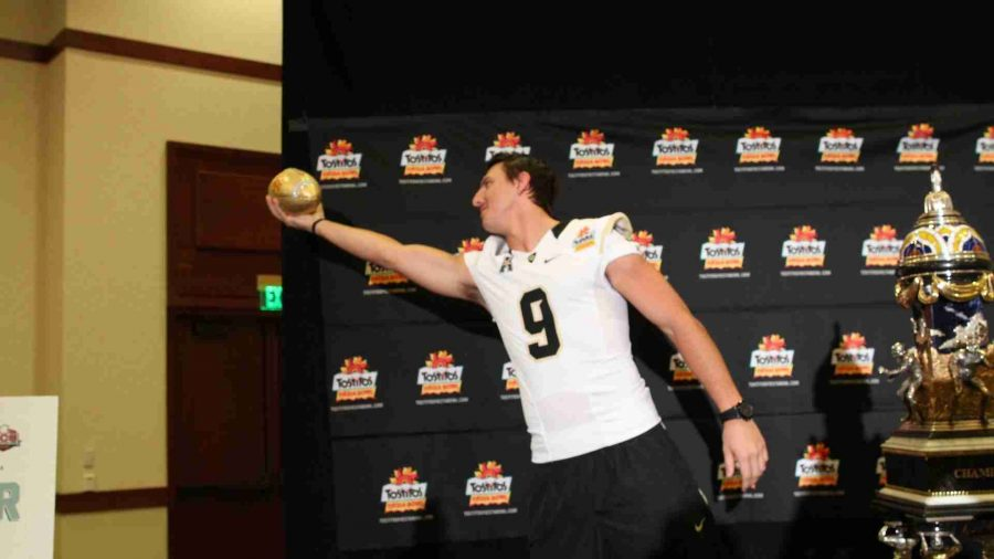 UCF ready for BCS debut