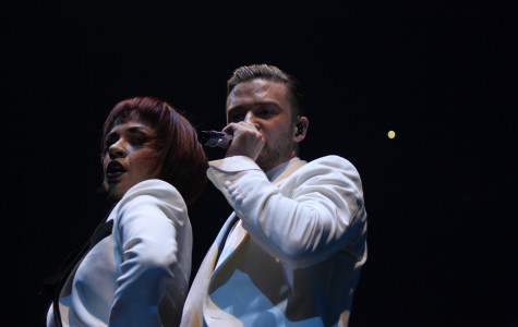 Justin Timberlake performs at the