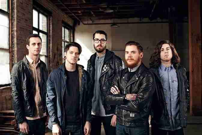 The Devil Wears Prada latest album '8:18' has been labeled the group's darkest yet most visceral album.