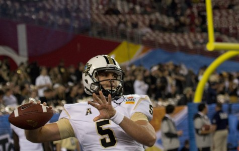 Blake Bortles will forgo his senior season and enter the 2014 NFL draft