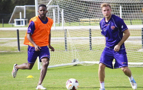 Orlando City's second MLS signing praises coach for chance