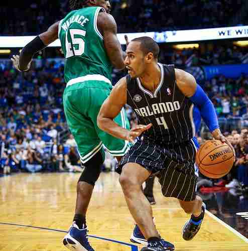 Arron Afflalo will partake in the three-point shootout during All-Star Weekend.