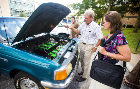 Chevy awards Valencia for sustainability efforts