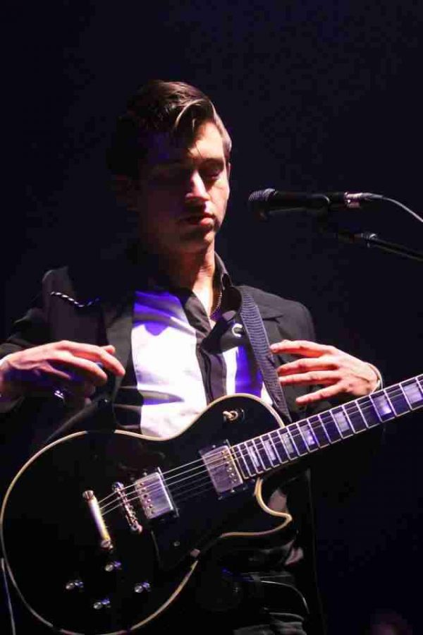 Arctic Monkeys pack Hard Rock
