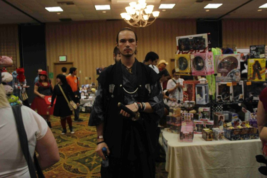 Orlando Anime was a two day event where people came to express their devotion to anime.